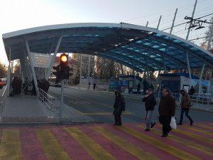 Бургас, схема на градския транспорт