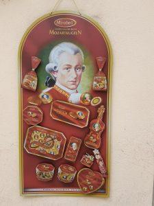 """бонбони """"Моцарт"""""""